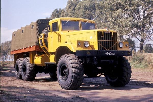 КрАЗ-255Б фото