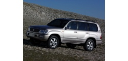 Toyota Land Cruiser 2002-2005