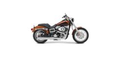 Harley Davidson Low Rider - лого