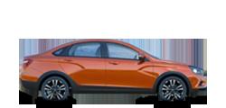 LADA (ВАЗ) Vesta Cross седан 2015-2021 новый кузов комплектации и цены