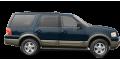 Ford Excursion  - лого