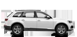Audi Q7 1970-2021 новый кузов комплектации и цены