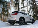 Lexus RX: Только выигрывать - фотография 39