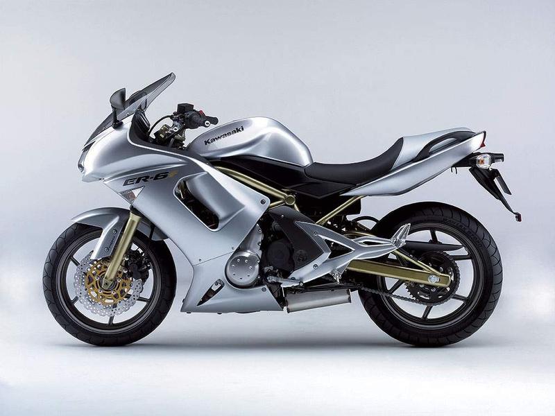 kawasaki er-6f — технические характеристики, цена мотоцикла