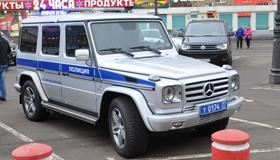 На каких премиальных автомобилях охраняют порядок сотрудники МВД