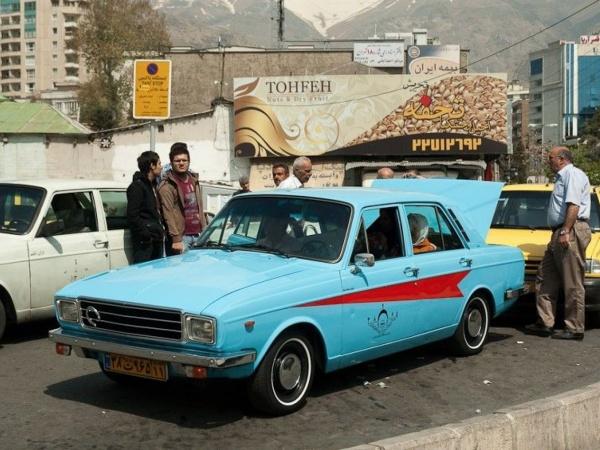Iran Khodro Paykan фото