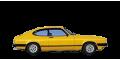 Ford Capri  - лого