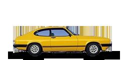 Ford Capri 1978-1987