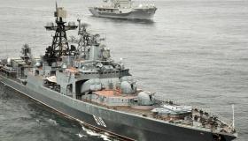 6 наиболее крупных военно-морских флотов в мире