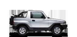 Daewoo Korando Soft Top 1999-2001