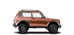 Lada 4x4 Bronto фото