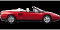 Ferrari Mondial  - лого